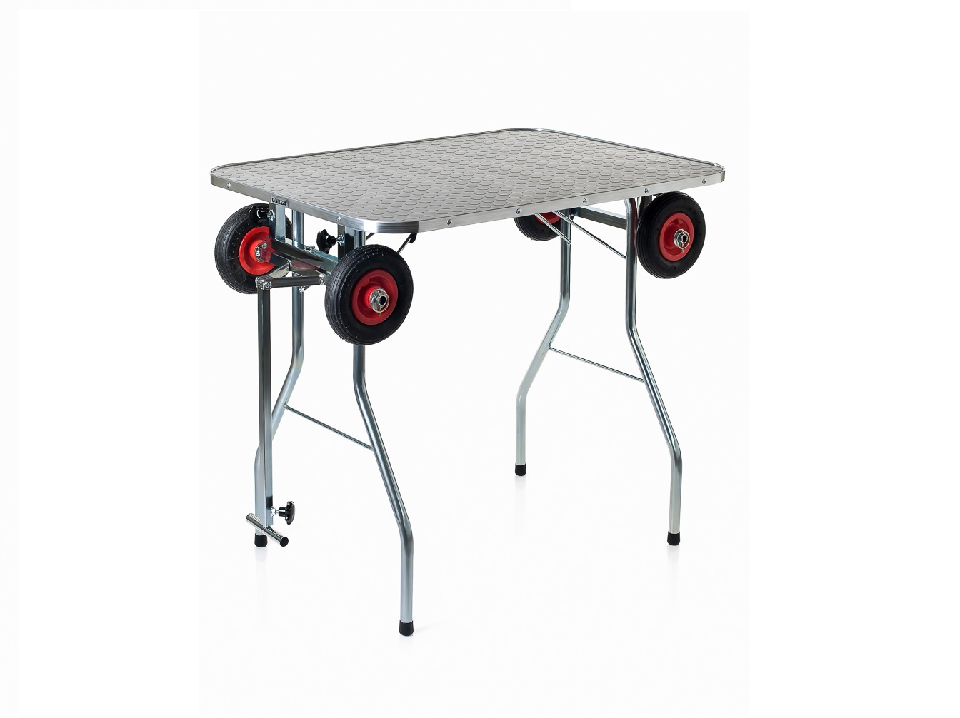 - Grooming Table With Big Wheels (60x102cm) ONEGA