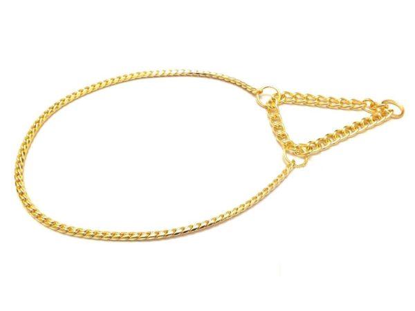Poolpoov snake kuldne