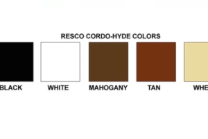 Resco show lead colors