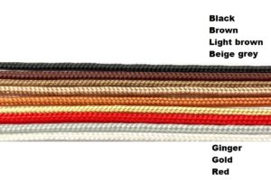 Colors 3mm showleads