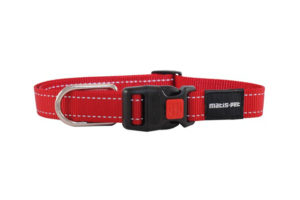 Matis Pet collar red