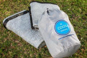 Aluminet päikesekaitse kott