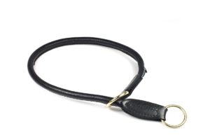 Round choke collar, diameter 8mm