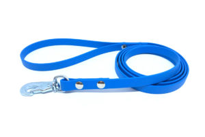 BioThane lead 13mm BLUE