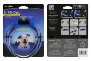 NiteHowl blue package