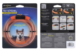 NiteHowl orange package
