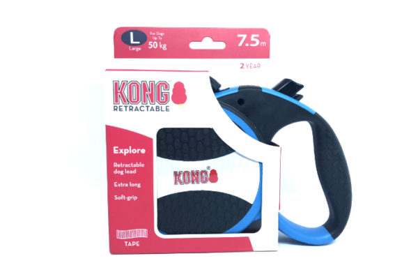 Kong L 7.5 blue box