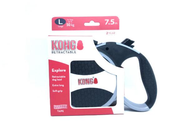 Kong L 7.5 grey box