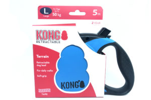 Kong L blue box