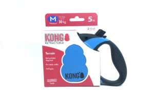 Kong m blue box