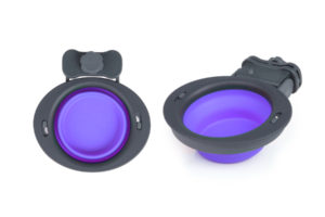 Bowl purple small